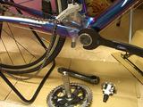 自転車 組んでみる?