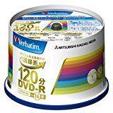 #7: 三菱ケミカルメディア Verbatim 1回録画用DVD-R(CPRM) VHR12JP50V4 (片面1層/1-16倍速/50枚)