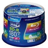 #7: 三菱ケミカルメディア Verbatim 1回録画用 BD-R VBR130RP50V4 (片面1層/1-6倍速/50枚)