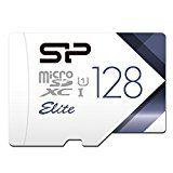 #7: 【Amazon.co.jp限定】シリコンパワー microSDXCカード Nintendo Switch 動作確認済 128GB class10 UHS-1対応 最大読込75MB/s アダプタ付 永久保証 SP128GBSTXBU1V20BS