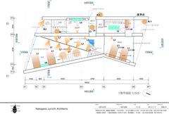 印西の住宅 20131107照明計画1階