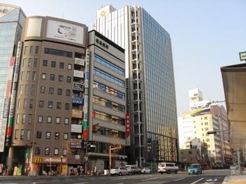 三ノ宮駅前