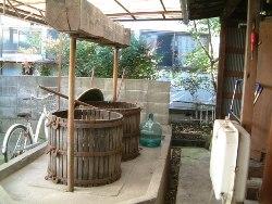昔の醸造用具