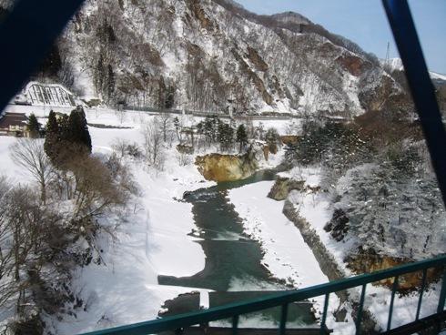 姫川・小谷方面