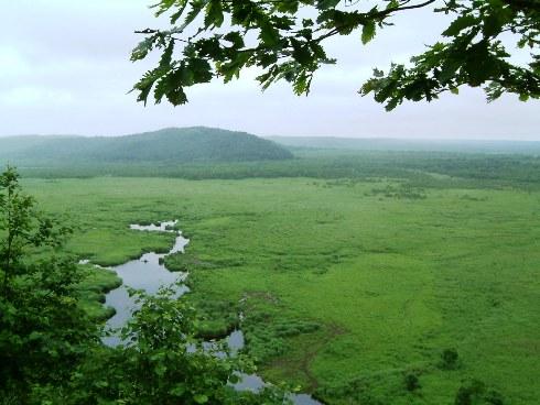 湿原展望台