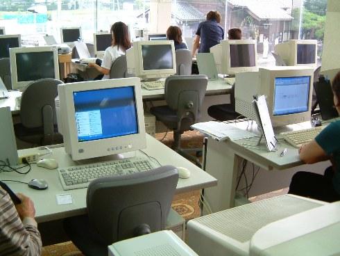 穂高パソコンスクール