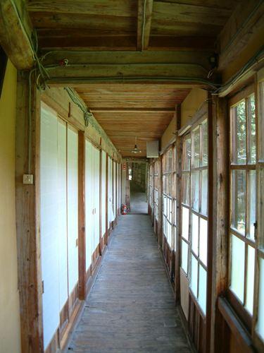 本館 菊の廊下