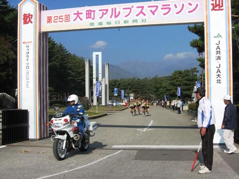 運動公園ゲート