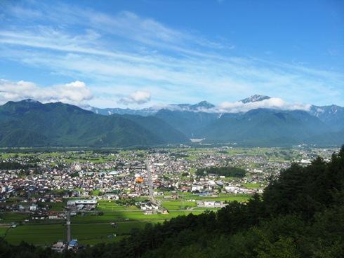 大町市 - Ōmachi, Nagano - JapaneseClass.jp