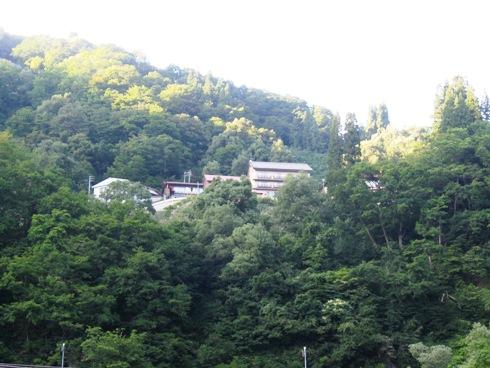 小谷温泉・山田旅館様