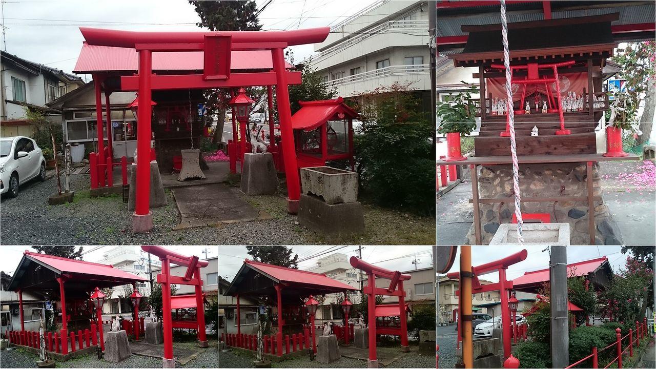 岡山県内神社巡り(メイン) : 神社廻り-津山市街地2