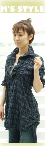 2 キャサリンハーネルシャツ〜〜〜