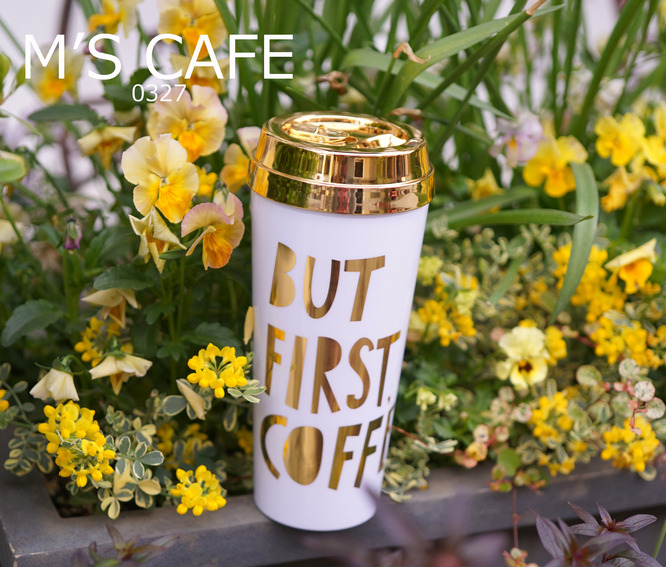 「BUT FIRST COFFEE」 cafe03272018