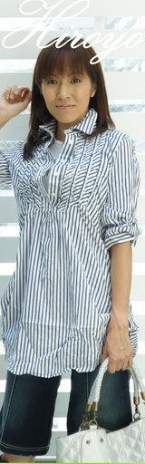 2 キャサリンハーネルチュニックシャツ19950円