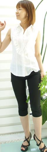 1 reinaのシャツ14700円 パンツ 5