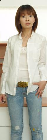 1 16800円 の白シャツ
