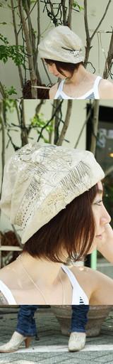 3 アナスタシア帽子 18900円