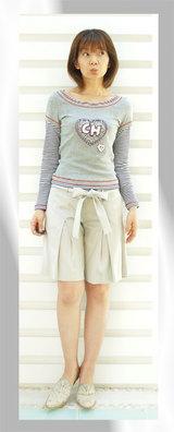 1 キャサリンハーネル&スカート14800円