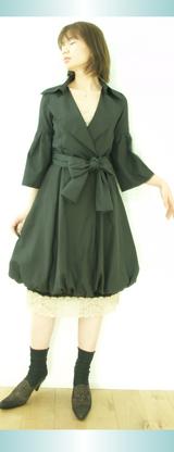 4 IRISEお姫様コート 59000円
