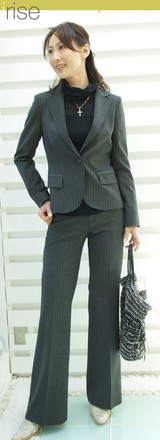7 iriseスーツ かっちょいい!ジャケット39000円