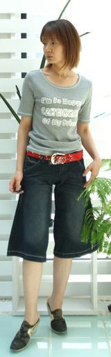 4 キャサリンハーネル 9950円 Tシャツ