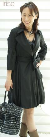 iriseコート お姫様〜〜59000円