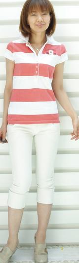 2 アバクロ ラガーシャツ 5900円