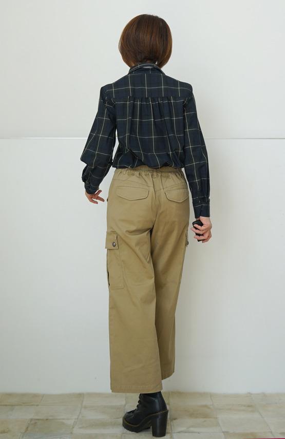 チェックシャツDSC09288