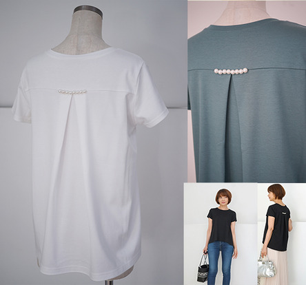 パールTシャツ