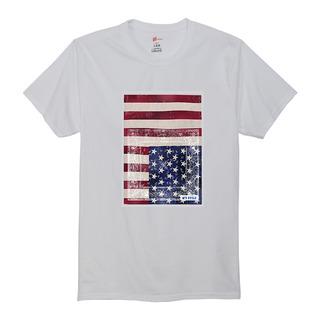 アメリカプリントT