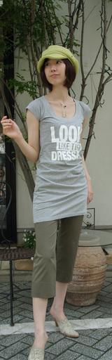 3 ろんぐTシャツ 10500円