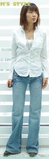 2 IRISEシャツ HIGASHI企画 16800円
