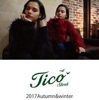 Tico Stork 2017AW カタログ-1