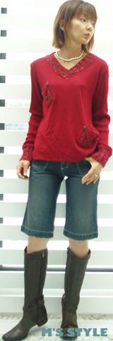 2 インポートニットセーター 10900円