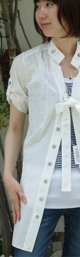 ロングシャツ〜〜
