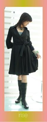 16 iriseお姫様コート56000円