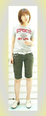 1 Tシャツ 2900円
