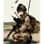 海兵隊員(メイ)