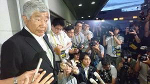 【日大アメフト】内田正人前監督、タックルを「インカムを落として見ていなかった」と供述 →映像で虚偽認定!