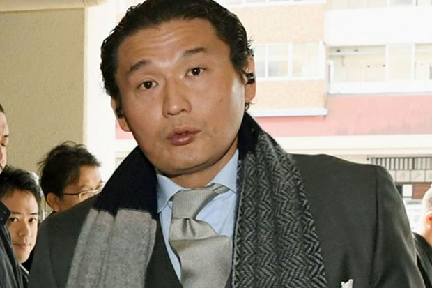 【大相撲】長男の芸能活動が! <元貴乃花親方>離婚の原因
