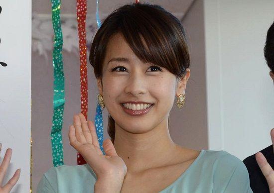 話題! フジテレビが夕方ニュースを一新 司会にカトパン加藤綾子(33)