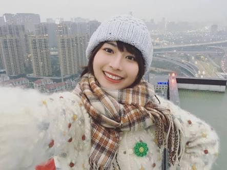 【芸能】頑張って! SNSで「かわいい」中国人歌手モンロウ振り袖姿に