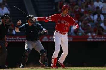 【野球/MLB】調子出て来ましたかー ! 大谷翔平、5打数1安打、2三振で打率が.258に低下…エンゼルスは2連敗で勝率5割に逆戻り