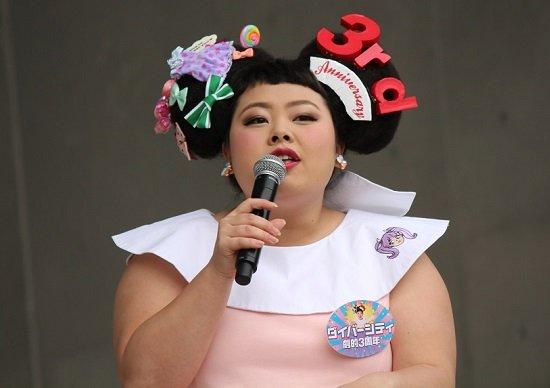 【インスタ女王】最強!!! 渡辺直美が、TIME誌が選ぶ「ネットで最も影響力のある25人」に選出 「日本女性のステレオタイプに長年果敢に挑んでいる」