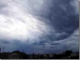 空も心も曇り空 [写記 vol.490]