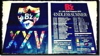 詳細が明らかになった!「B'z LIVE-GYM Pleasure 2013 -ENDLESS SUMMER-」今からしっかり予定を立てて参戦するぞ!