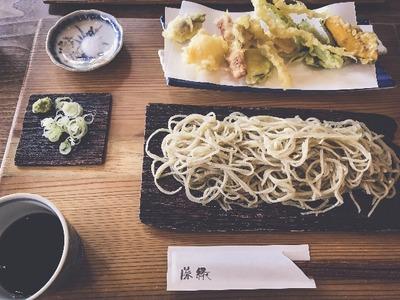 【そば勝緑】久しぶりにオイシイお蕎麦を食べました [写記 vol.1917]