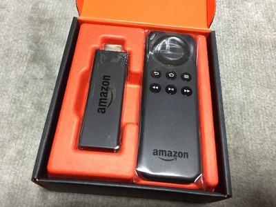【Amazon】Fire TV Stickが来た!ちなみにHDMI切替器も買ったよ [写記 vol.908]