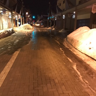 ラーメンを求めて網走の夜を歩く [北海道2017 冬 vol.6]