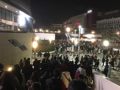 [B'z LIVE-GYM 2017-2018] 大阪初日に参戦!楽し過ぎた夜 その2